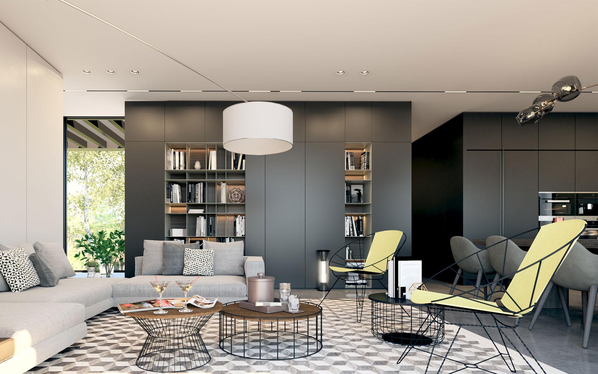 עיצוב-דירה-בחיפה